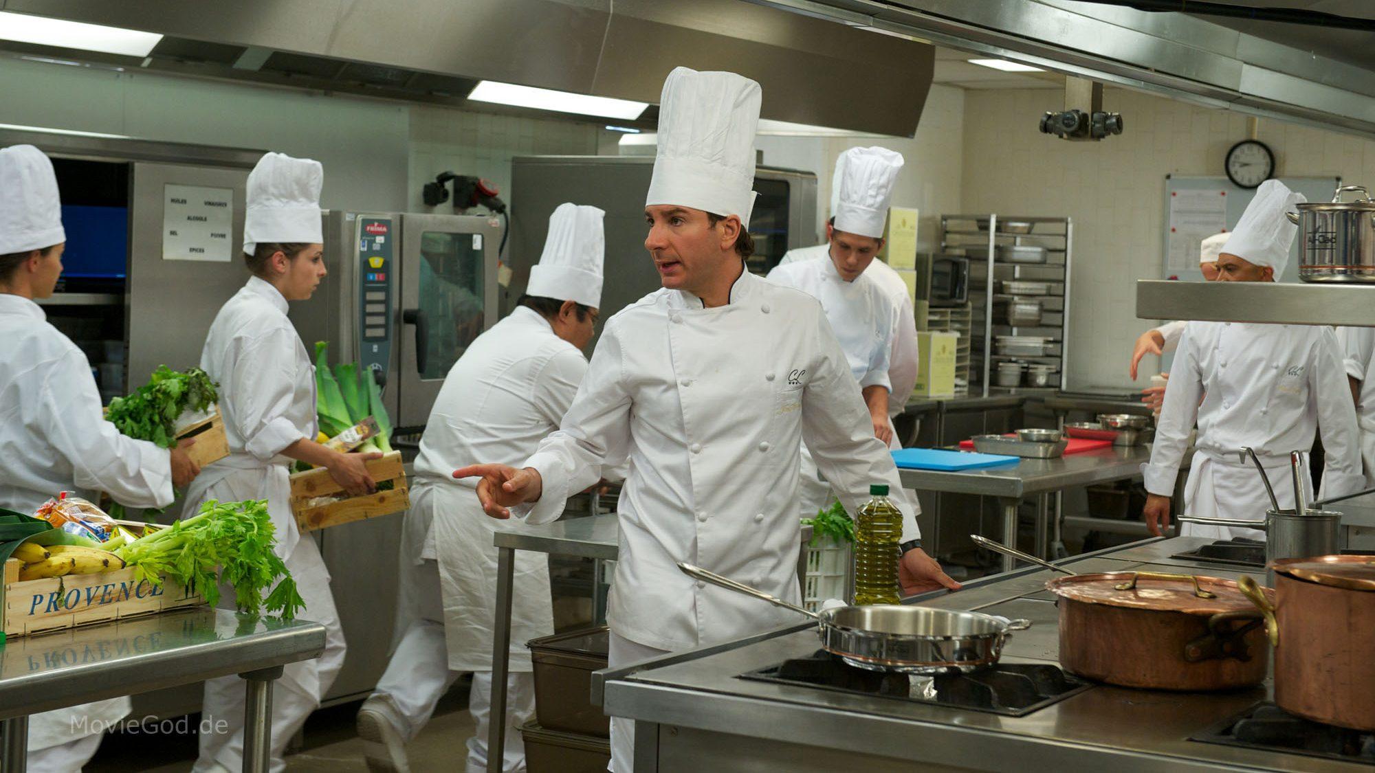 Szenenbild aus «Kochen ist Chefsache»